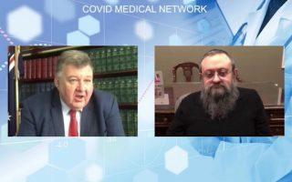 Craig Kelly MP, Dr Vladmir Zelenko and early treatment: you don't have to fall victim to your government's tyranny