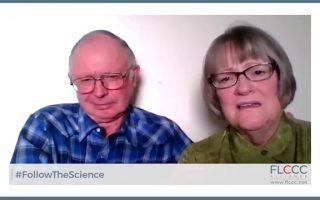 """Ivermectin lifeline: """"Thank you for helping save my Dad's life."""""""